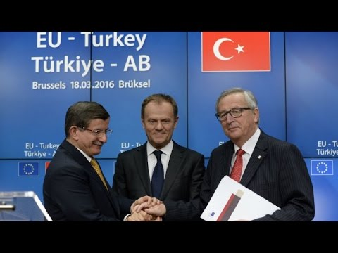 """VISA free access to Turkey: EU is being """"blackmailed and falling into a trap"""""""