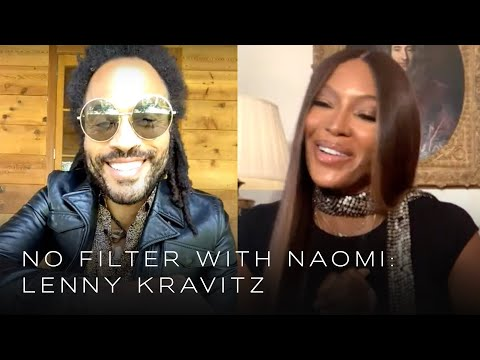 Lenny Kravitz on Let Love Rule and Hanging Out with Prince & Michael Jackson | No Filter with Naomi
