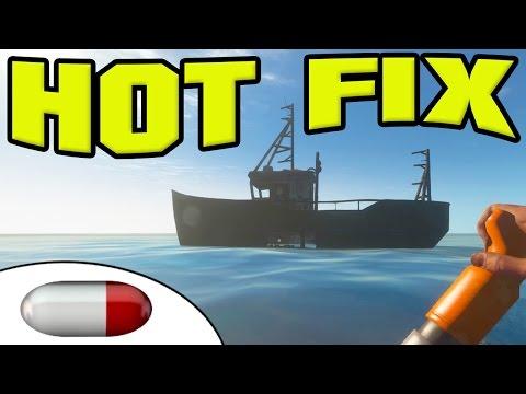 HOT FIX! - Starting Over - Stranded Deep (v0.01.h1) - Part 7 - 1080p 60 HD - DrLoinstain