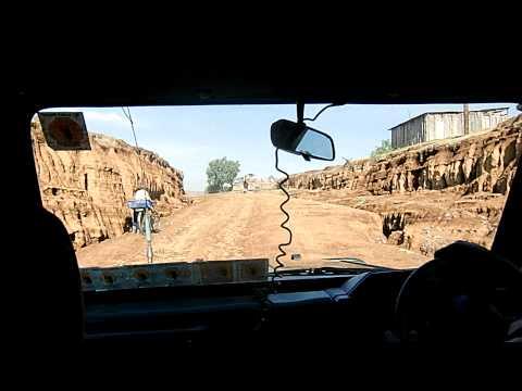 Enroute from Lake Nakuru to Masai Mara / Kenya