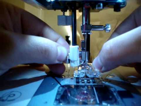 *Cómo usar una maquina de coser recta - La receta de la