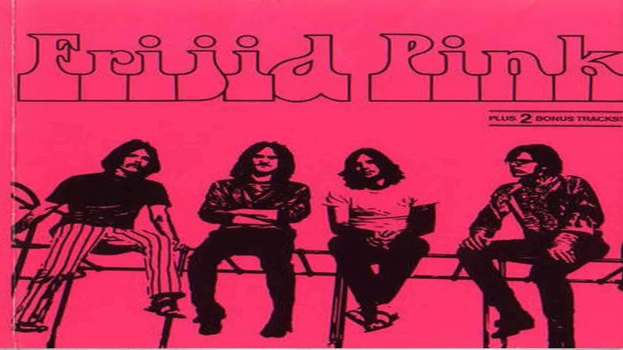 frijid pink-frijid pink 1970  full album hd  -