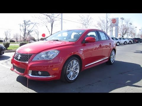 2011 Suzuki Kizashi Sport SLS Start Up, Engine, And In Depth Tour