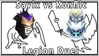 Legion Ret Paladin vs Prot Warrior lvl 110