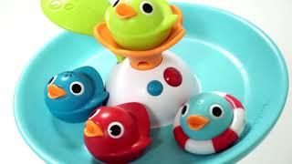 Іграшка для ванної ЮкиДу. Yookidoo Веселий фонтан.