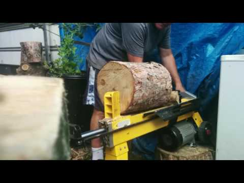 4 Ton Electric Log Splitter - Princess Auto