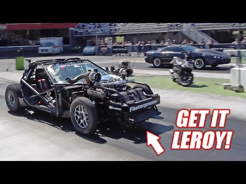 Leroy's First Competitive Race of 2019 - Boggin Deep - SCT Bristol Part 1