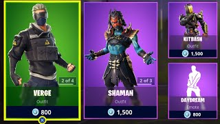 'NOUVEAU' SEASON 9 ITEM SHOP SKINS - Fortnite item shop live (Fortnite Battle Royale)
