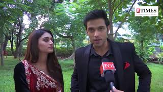 Kasautii Zindagi Kay Reboot: Erica Fernandes and Parth Samthaan on playing Prerna and Anurag