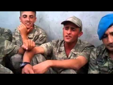 Kürt Askerlerden LORİ  SERTE DE BOMBE BARİ  (Hozan Aydın) 2014