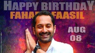 Happy birthday fahadh faasil - a ...