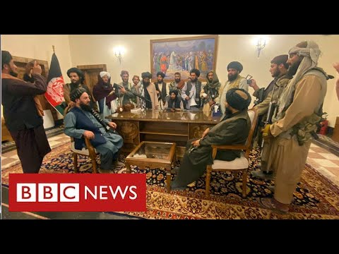 Taliban seize power in Afghanistan as President flees country - BBC News