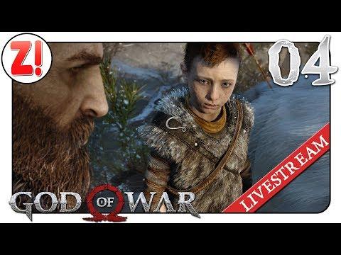 God of War: Im Reich der Elfen! | #04 | Let's Play [DEUTSCH] [PS4 PRO]