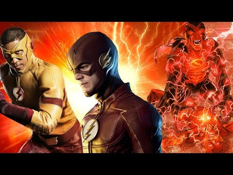 Daniel West Reverse Flash Coming To The Flash And Wally Joining Legends? The Flash 4x03 Review