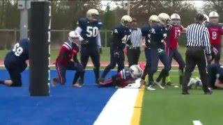 Westside vs. Salmon Arm - 9-Man Bantam BCCFA 2015 Provincial Final