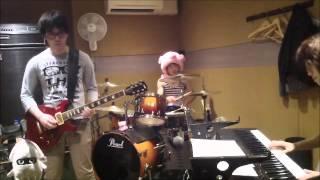 2013/5/11 大阪RUIDOにて1stライブを終えた和縁の練習時の動画です。 和...
