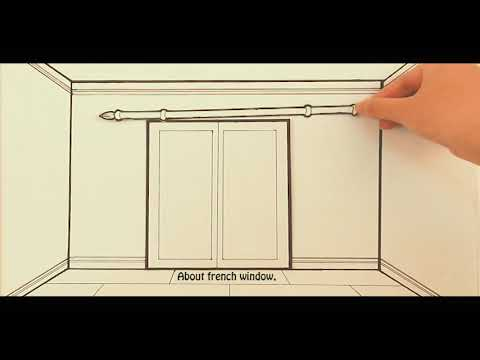 How To Measure Your Window For Choosing A Proper Curtain