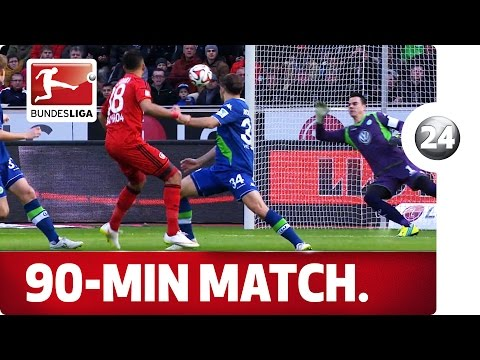 90 minutes of Bundesliga Excitement: Bayer Leverkusen vs. Wolfsburg - Advent Calendar Number 24