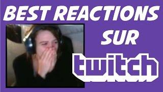 BEST REACTIONS après RAID TWITCH ! - Amixem