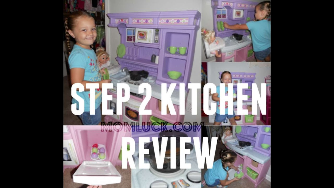 Charming Step2 Little Bakeru0027s Kitchen Review