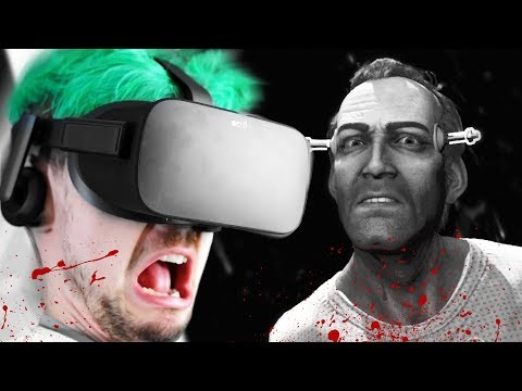I NEED HEALING | Wilson's Heart VR (Oculus Rift Virtual Reality)
