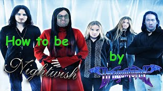 DragonForce Tries to Write a Nightwish Song in 10mins - Not Just a Nightwish Reaction