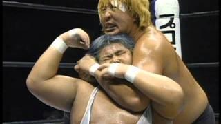 NJPW GREATESTMOMENTS 2003年8月14日宮城県スポーツセンター G1 CL...
