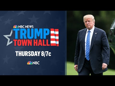Donald Trump Town Hall With Voters | Election 2020 | NBC News