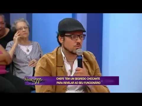 Chefe Demite Funcionário E O Pede Em Namoro - Você Na TV 02/05/2014