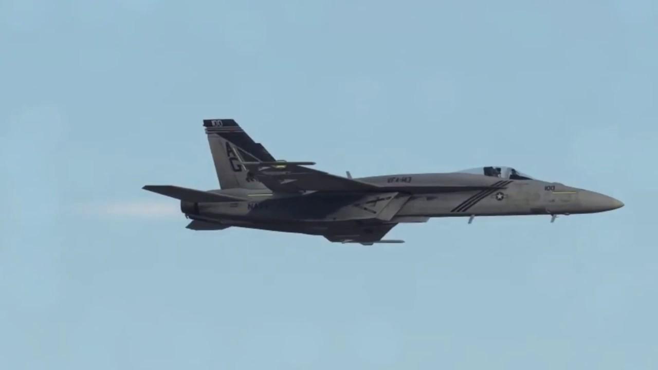 Coretex Designs F18 Super Hornet Live Stream - DCS NTTR 2 1