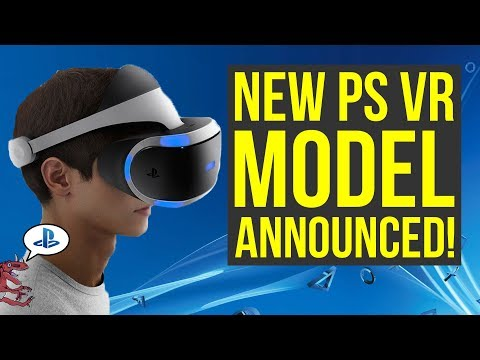 New PlayStation VR Model ANNOUNCED - The Future of PS VR & Looking Back! (PS VR News - PS VR Review)