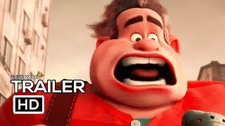 WRECK IT RALPH 2 Final Trailer NEW (2018) Ralph Breaks The Internet, Disney Animated Movie HD