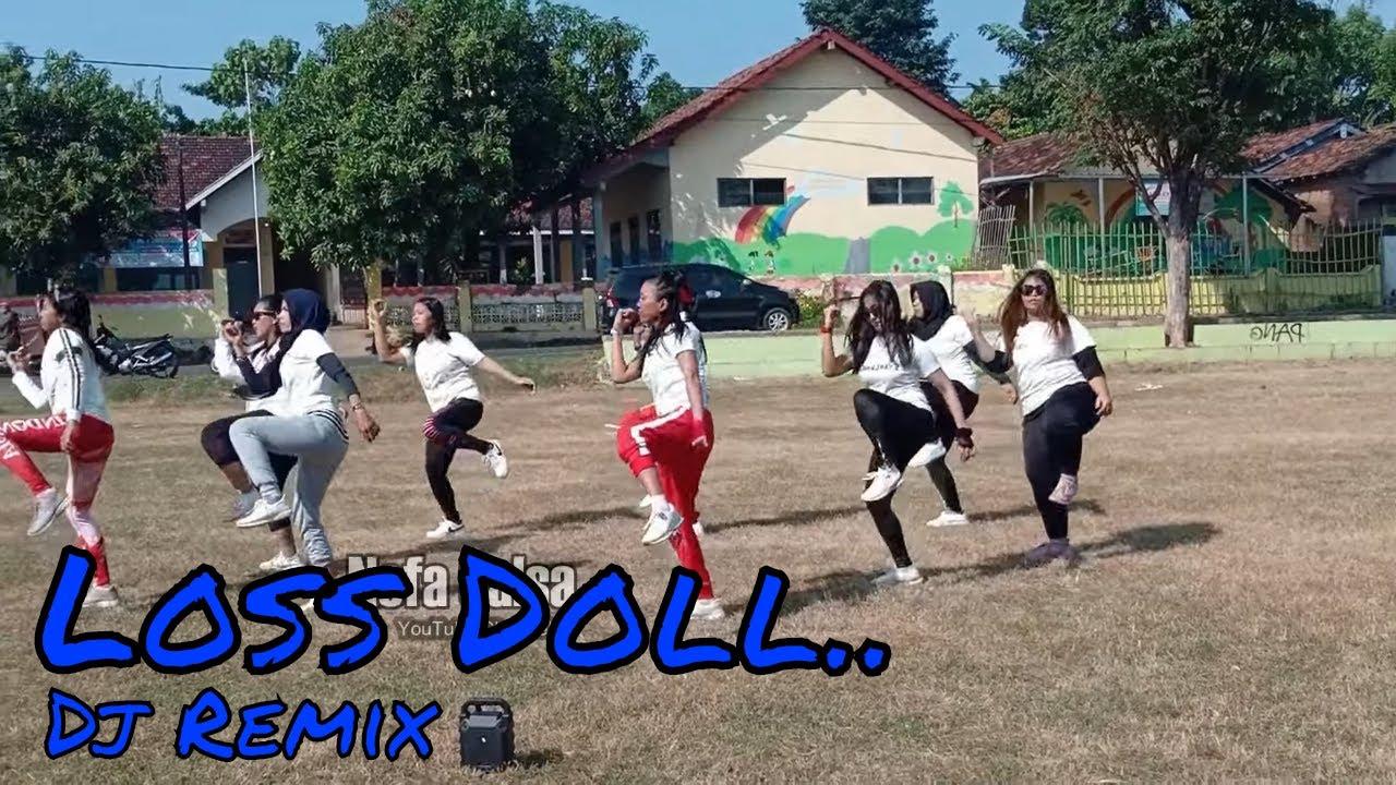 LosDol Remix Dj l Senam Kreasi Zumba l Nofa Salsa