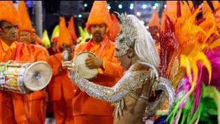 Carnival competition capers in Rio