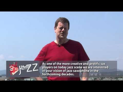 54. Ljubljana jazz festivall: Interview with Ken Vandermark