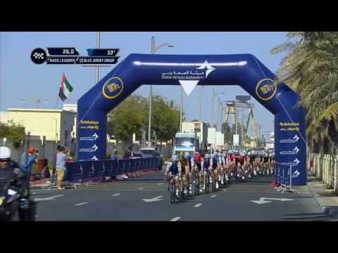 Dubai Tour 2017 - Stage 5 highlights