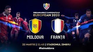 Informatii despre bilete la meciul Moldova - Franta Preliminariile CE-2020