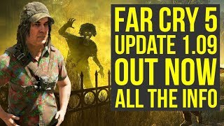 Far Cry 5 Update 1.09 OUT NOW - Adds DLC Content & More! (Far Cry 5 DLC)