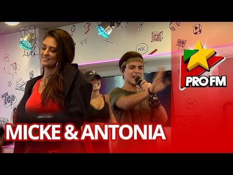 Micke feat. Antonia - El Amor | ProFM LIVE Session