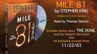 Narrator EDWARD HERRMANN Discusses Stephen King's THE DUNE