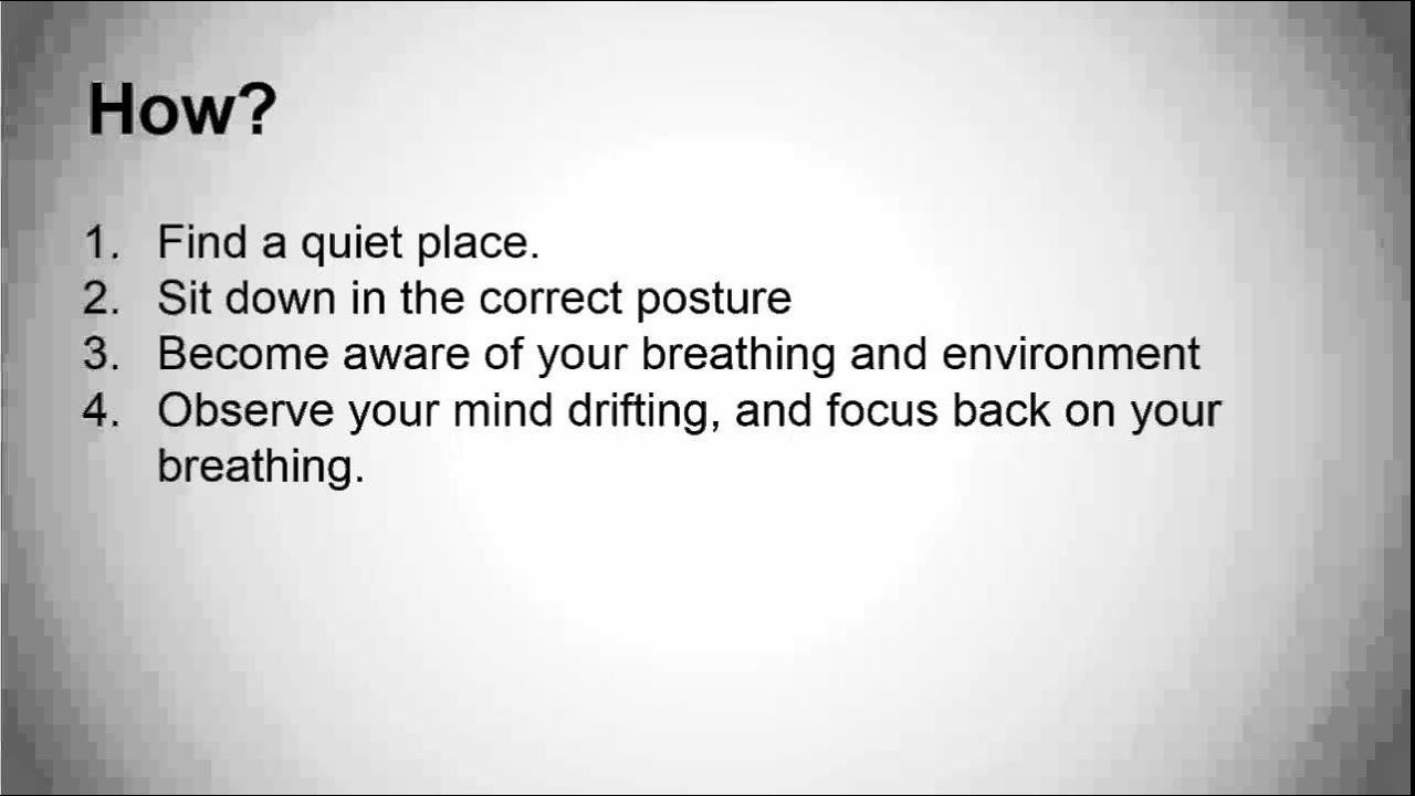 Benefits of Meditation for Students - YouTube