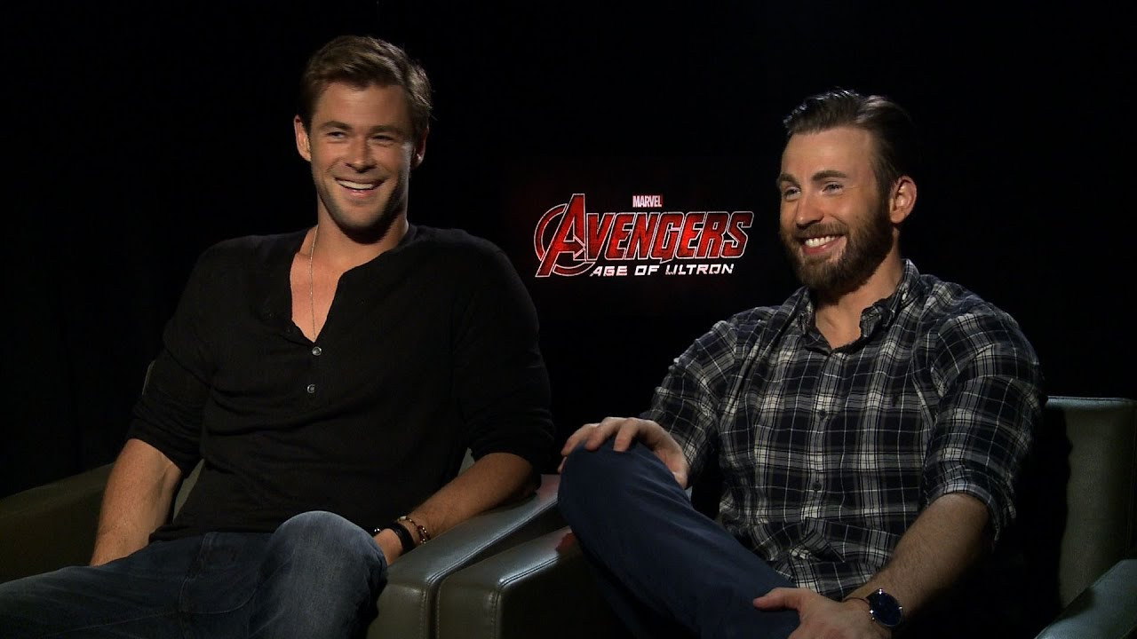 avengers age of ultron cast interviews  uncensored