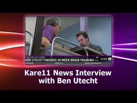 Kare 11 News Ben Utecht – LearningRx Eagan