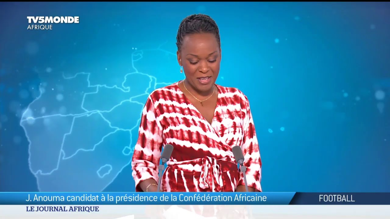 Le Journal Afrique du dimanche 8 novembre 2020 sur TV5MONDE