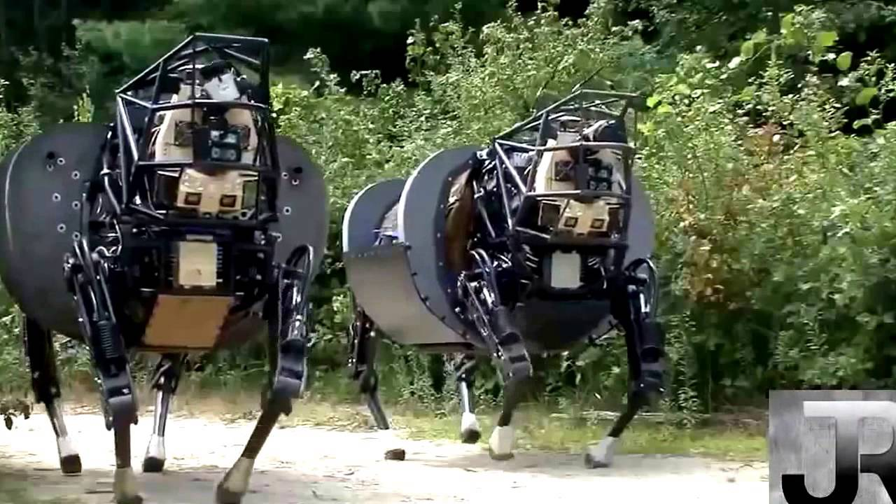 military robots||New 2013 DARPA Building Real Life ...