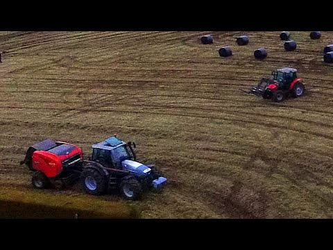 Silage 2018 Has Begun! (9th of march)