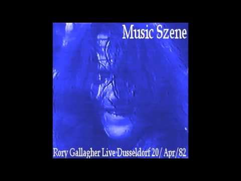 Rory Gallagher - Düsseldorf 1982