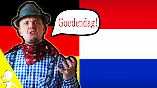 A German Attempting To Speak DUTCH 🇳🇱 Get Germanized