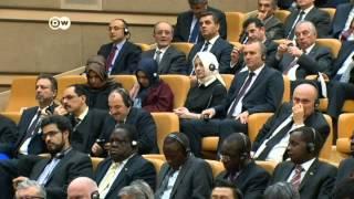 El Papa Aboga En Turquía Por La Libertad Religiosa
