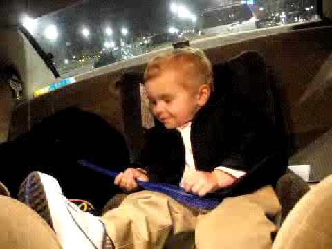 You Have To Watch This!  Cutest Kid Rockin Out to Randy Houser's